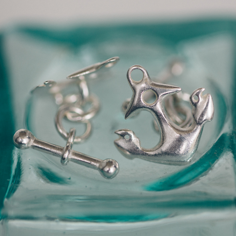 Anchor Cufflinks3