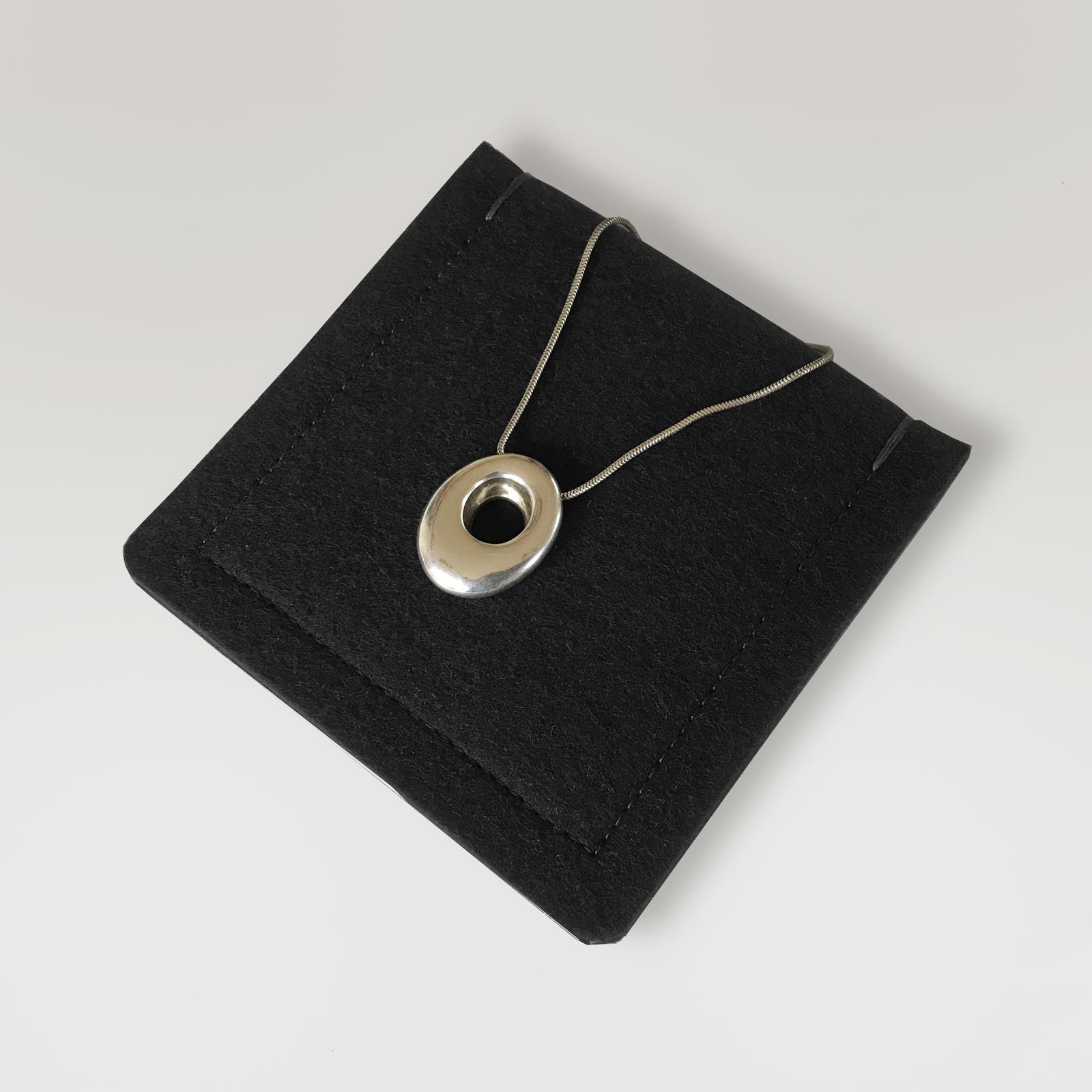 Hagstone Adder Stone Necklace Handmade In Britain They have been called by many names over the. hagstone adder stone necklace