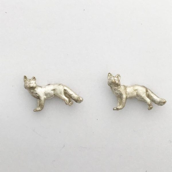 Little Fox Earrings