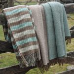 Loopy Ewes handwoven throws