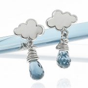 Sterling-silver-rain-cloud-earrings-reflection