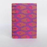 Memory book with fish design covers