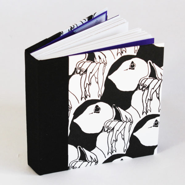 Pocket Puffin Sketchbook front cover