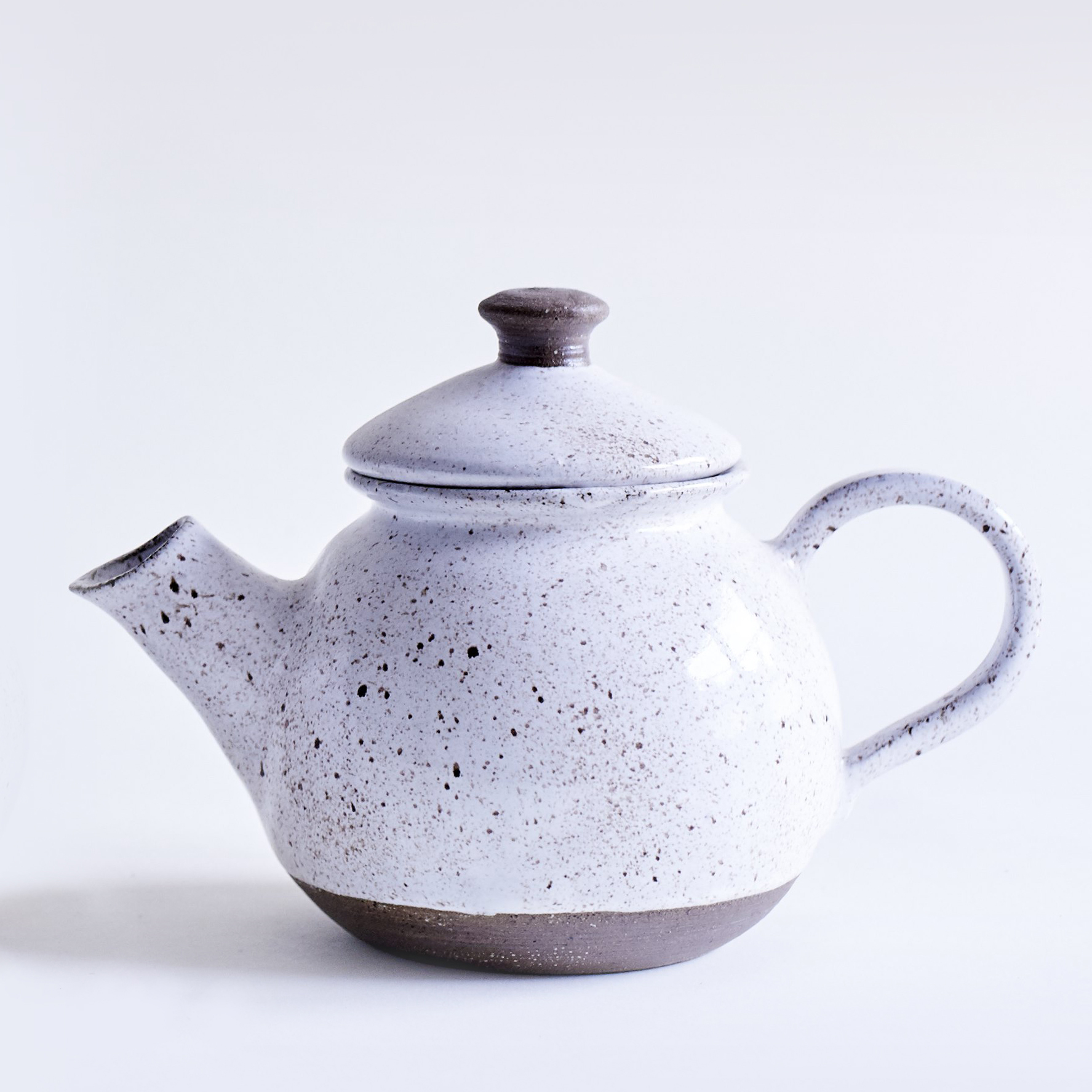 Ceramic Goose Egg-Tea Pot