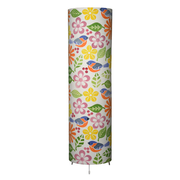 Tori McLean English Garden Tube Floor Lamp Front copy