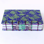 Travellers joy notebook with decorative binding