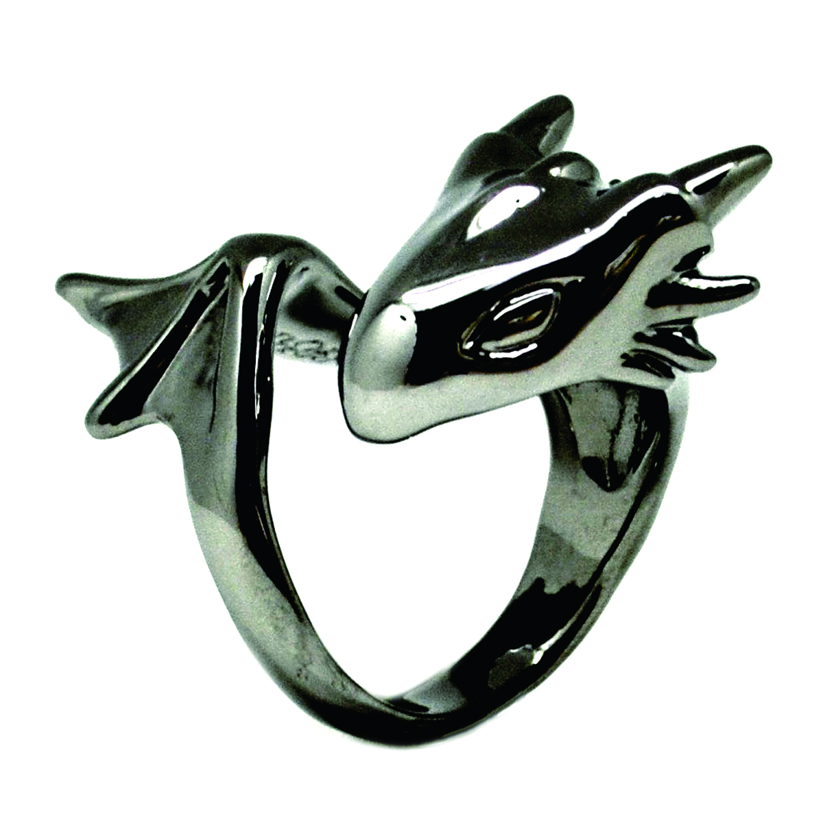black dragon ring, dragon ring, dragon, black dragon, black dragon jewellery