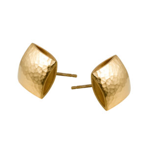 Gold Pillow Studs