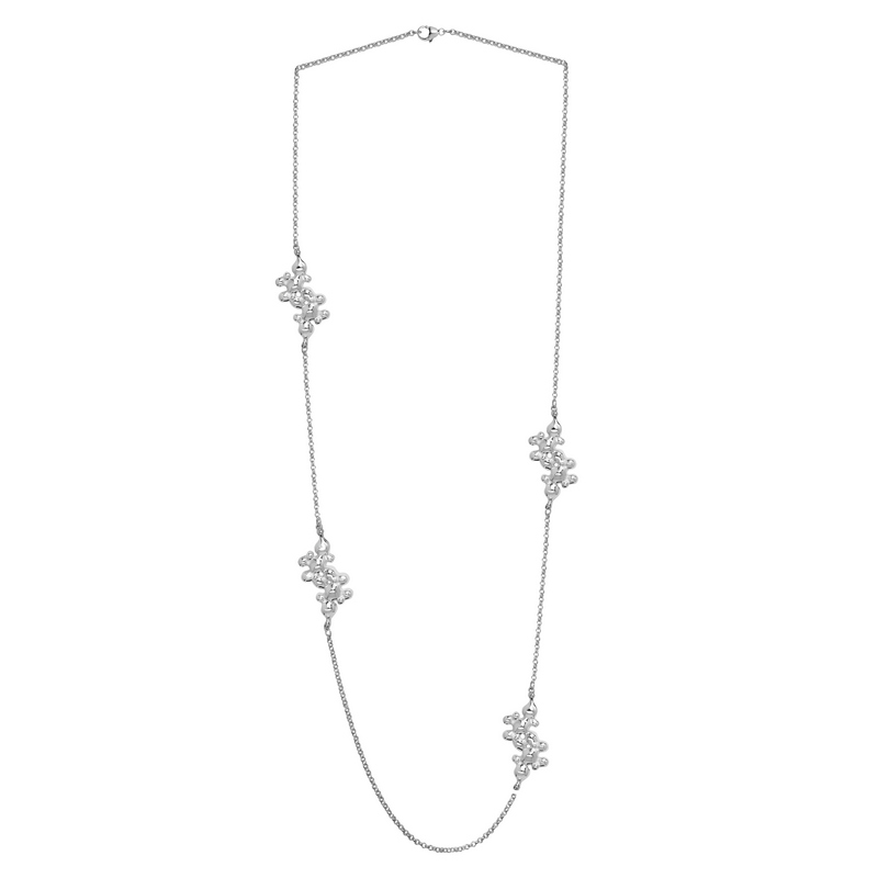 Tephra necklace