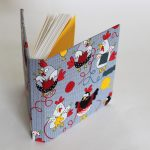 front of knitting chickens notebook