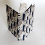 front and back owl notebookfront and back owl notebook