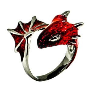 Eclipse Dragon Ring