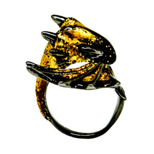 Starlight Dragon Ring