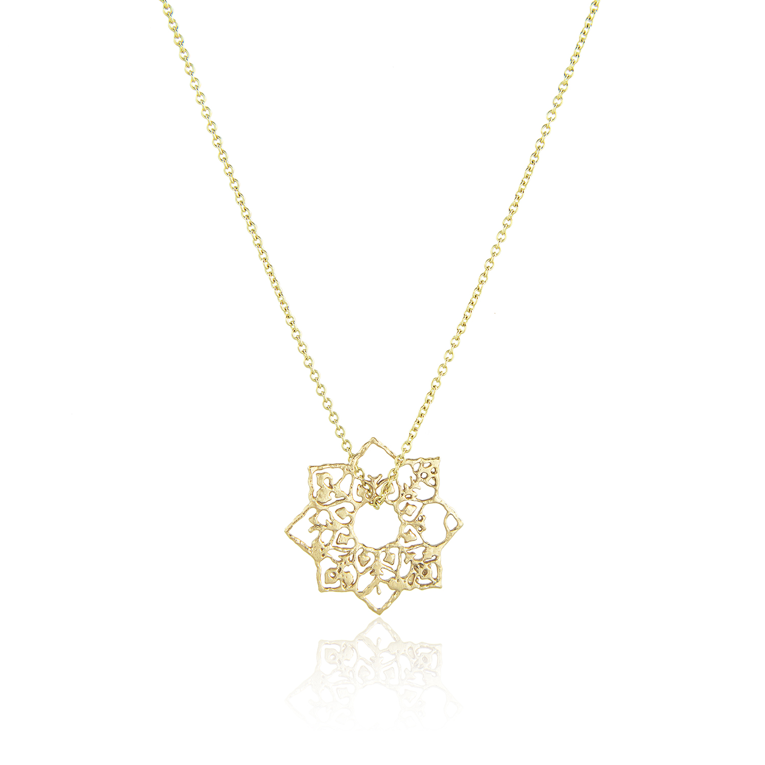 Natalie Perry Jewellery, Mandala Necklace