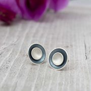 Halo Two-in-One Studs -Ice - Large