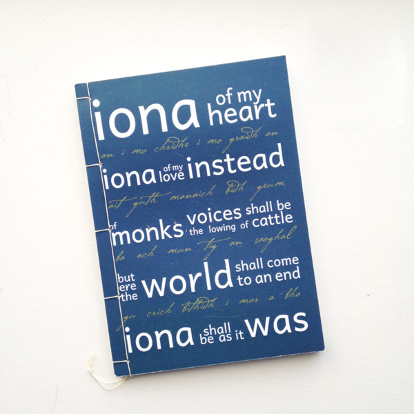 Iona of my heart book