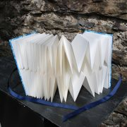 map fold book standing
