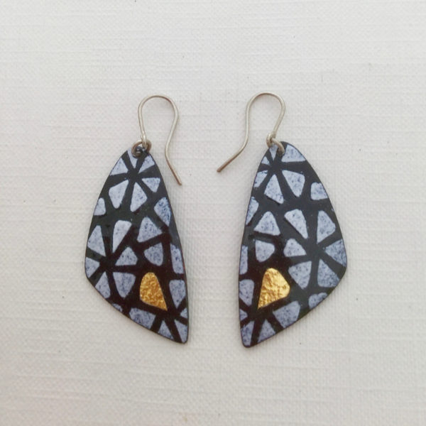 B:W earrings 1