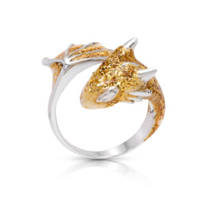 Baby Moonlit Dragon Ring_monvatoo