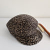 hat with hat brush