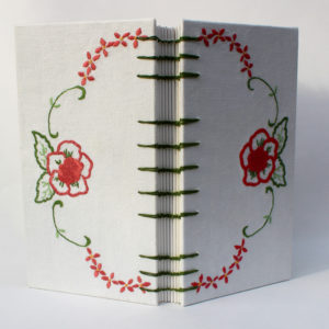 floral journal covers
