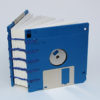 floppy disc book front