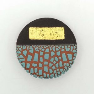 Ceramic Brooch(3)