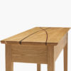 'Winding paths' console table