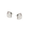 silver pillow studs - Heather O'Connor