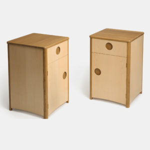 Sycamore bedside cabinets