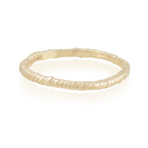 Natalie-Perry-Jewellery-Organic-Twisted-ring-1.5mm-9ct