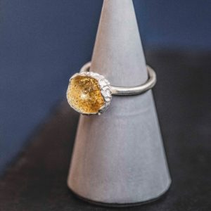 Golden Seed Ring